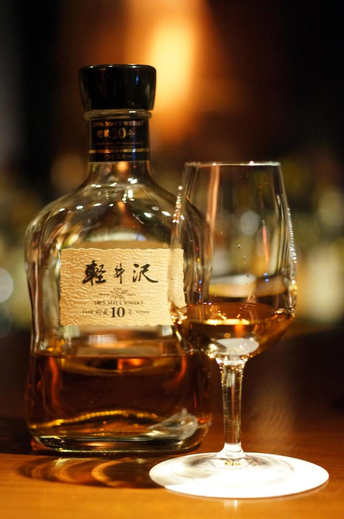Karuizawa (軽井沢) 10 years, original bottling