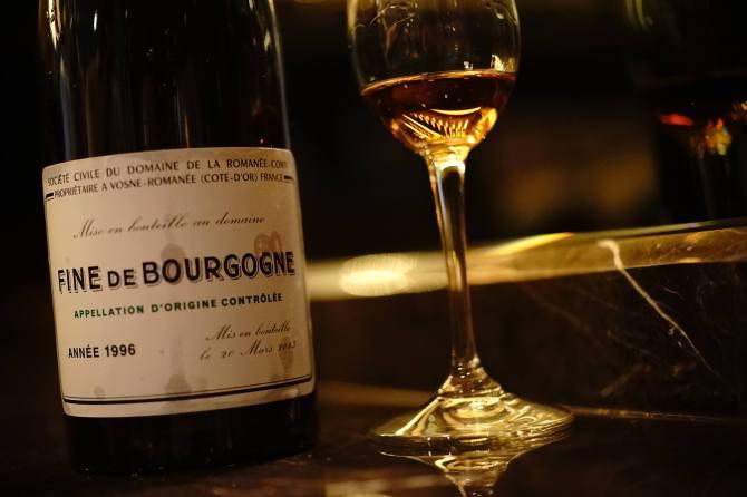 DRC Fine de Bourgogne 1996